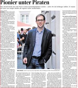 Portrait Alex als Kandidat GdePräsident im Rheintaler