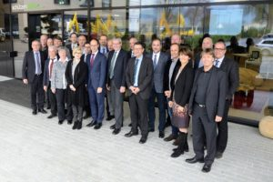 Agglomeration Rheintal - Gründungsmitglieder